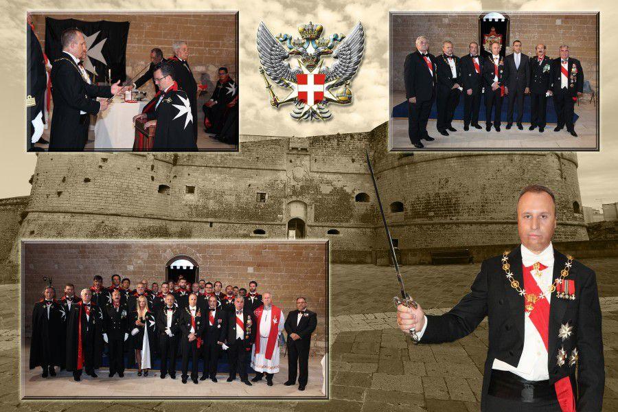 Un tuffo nel passato – i Cavalieri di Malta O.S.J. ad Otranto