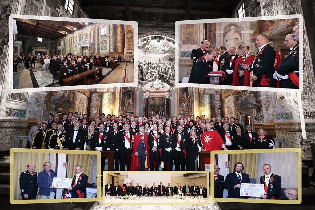 Capitolo d'Investitura Basilica di San Vitale