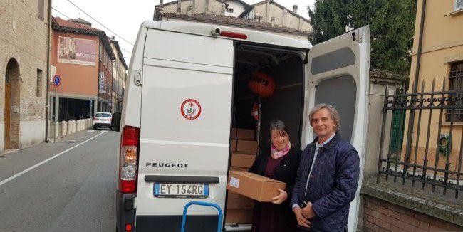 Aiuti Umanitari – Chiesa Santa Croce Reggio Emilia 24 Nov 2017