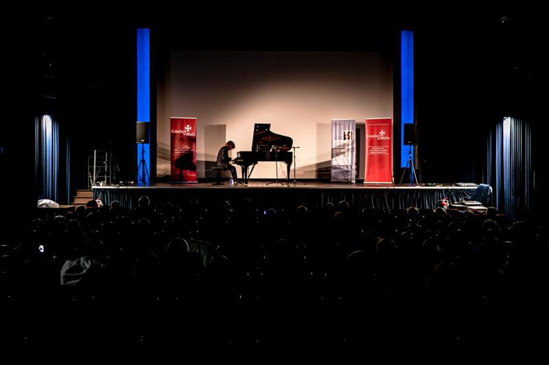 UN PIANOFORTE PER LO IOPRA – A PESARO TRIONFA LA SOLIDARIETA'