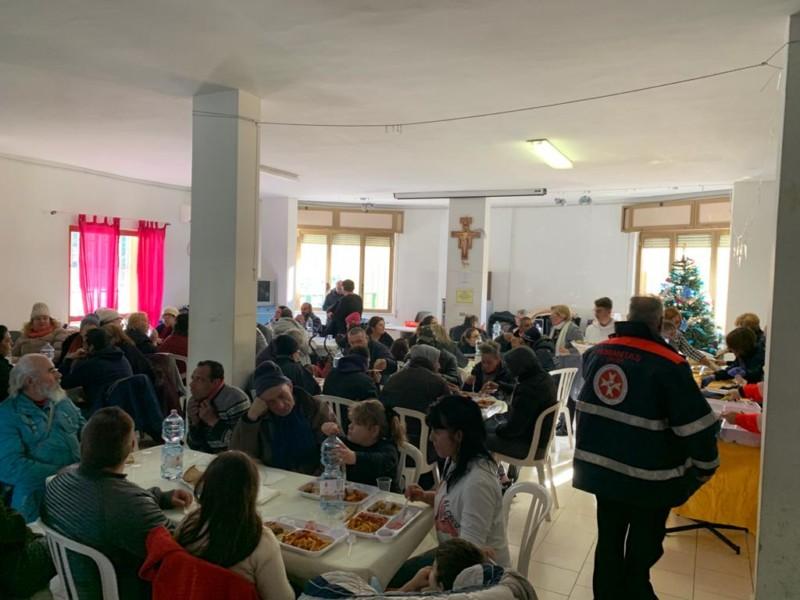 SOLIDARIETA' E VISITE GRATUITE A CASERTA