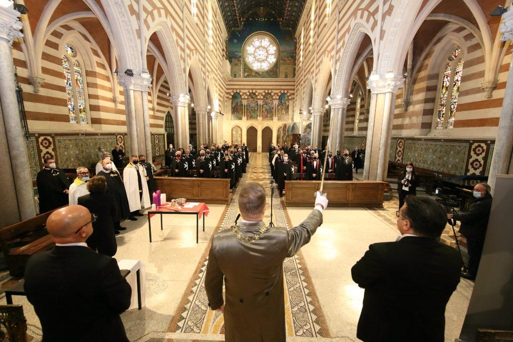 FUNZIONE RELIGIOSA E CAPITOLO D'INVESTITURA A ROMA
